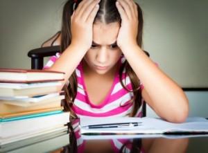 student-stuggling